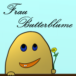 Frau Butterblume Icon merged
